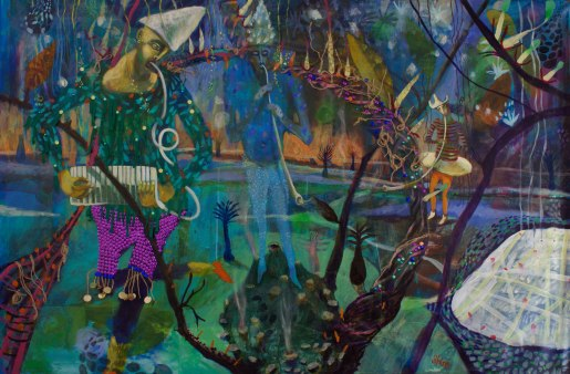 """Title: """" Rainstick Communion """" 